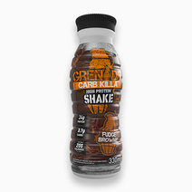 Grenade carb killa shake fudge brownie 330ml