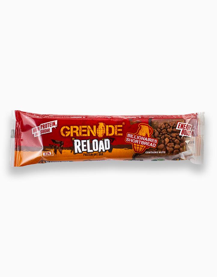 Reload Protein Oat Bar in Billionaires Shortbread by Grenade