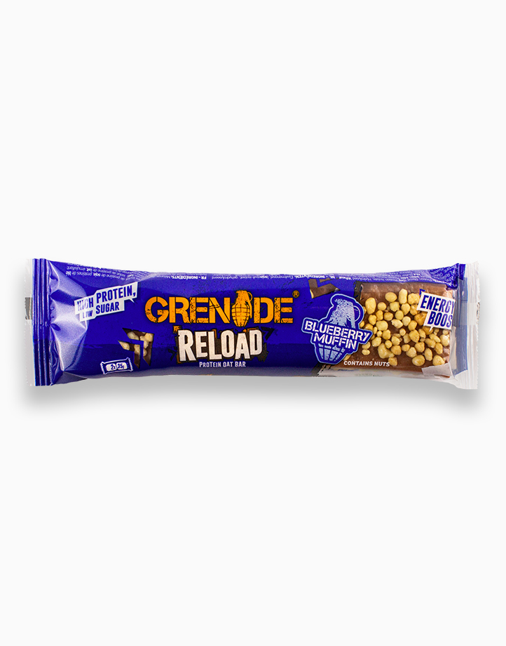 Reload Protein Oat Bar in Blueberry Muffin by Grenade