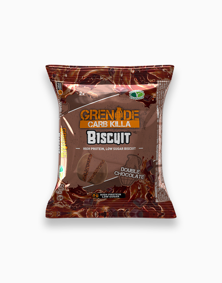 Carb Killa Biscuit in Double Chocolate by Grenade