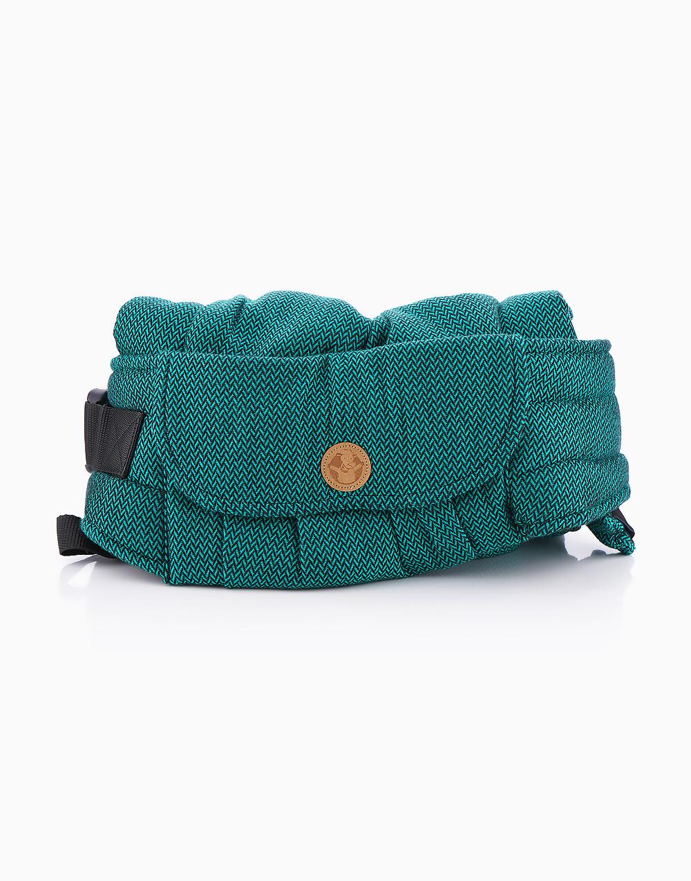 Lennyupgrade Adjustable Baby Carrier (Emerald) by Lennylamb