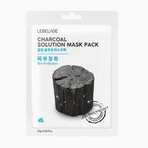 Charcoal mask sheet
