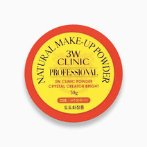 Natural Make-Up Powder by 3W Clinic