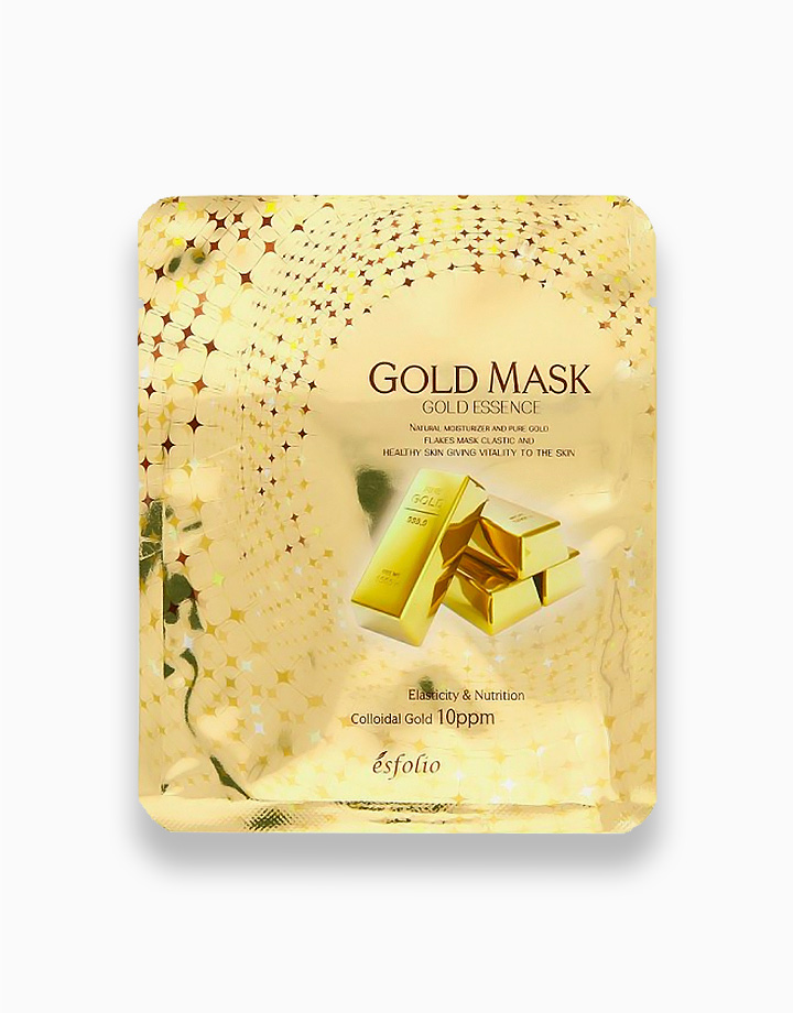 Gold Essence Mask by Esfolio