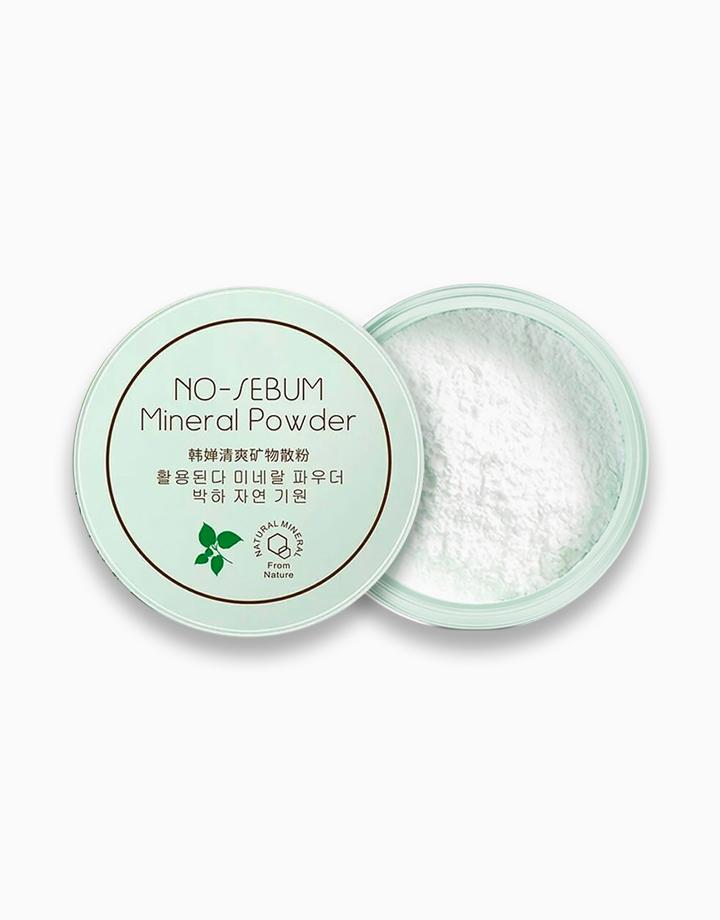 No Sebum Mineral Powder by Rorec
