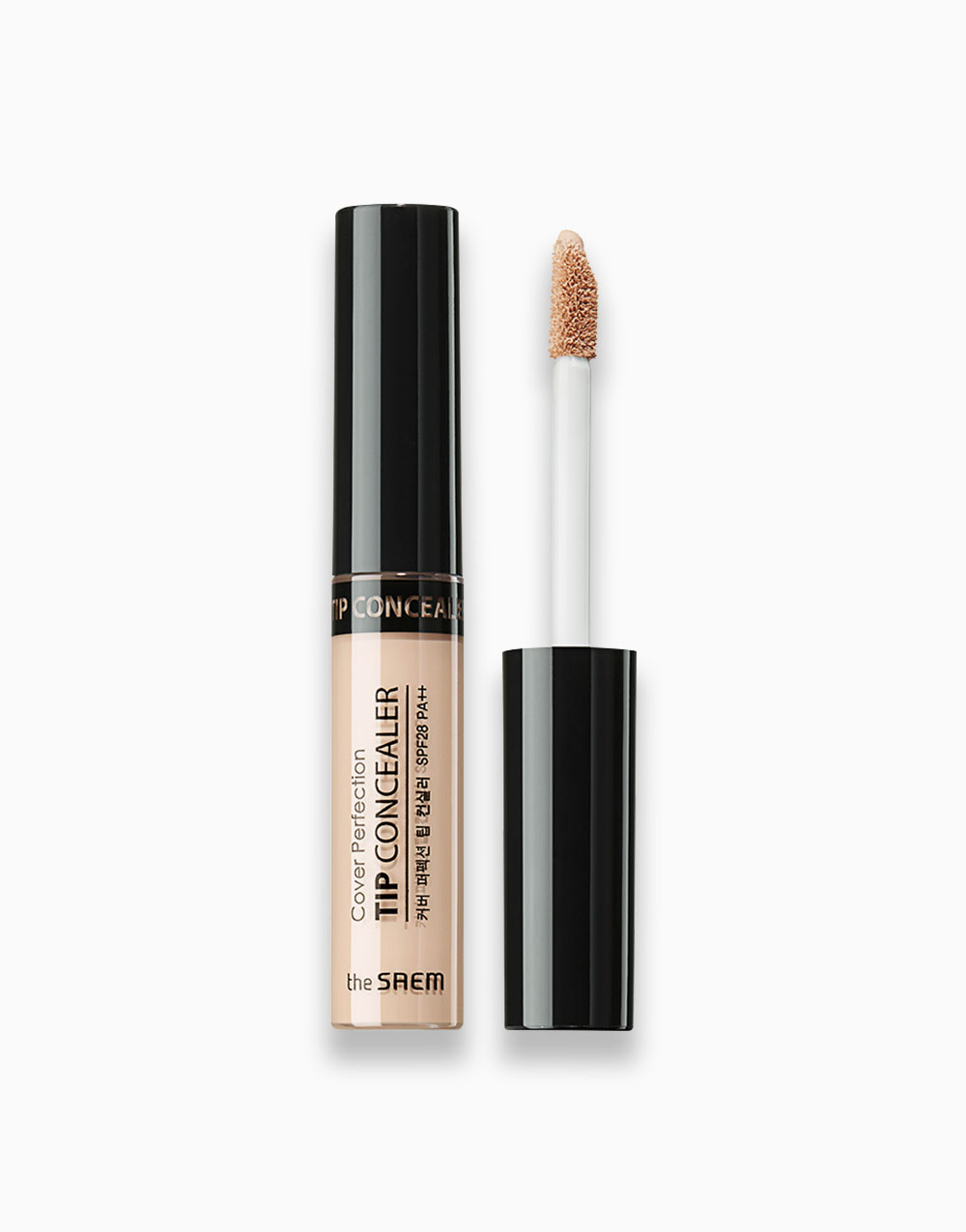 Cover Perfection Tip Concealer  by The Saem | 1.25 Light Beige