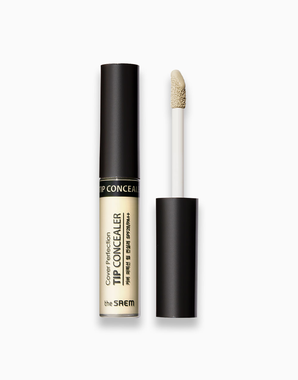Cover Perfection Tip Concealer  by The Saem | Green Beige
