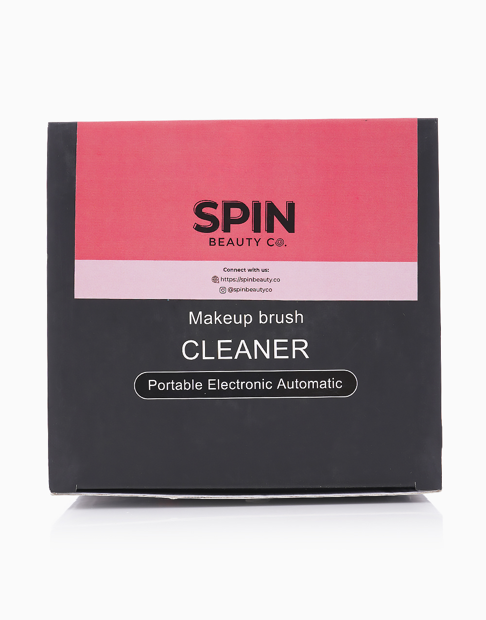 Auto Brush Cleaner and Dryer by Spin Beauty Co