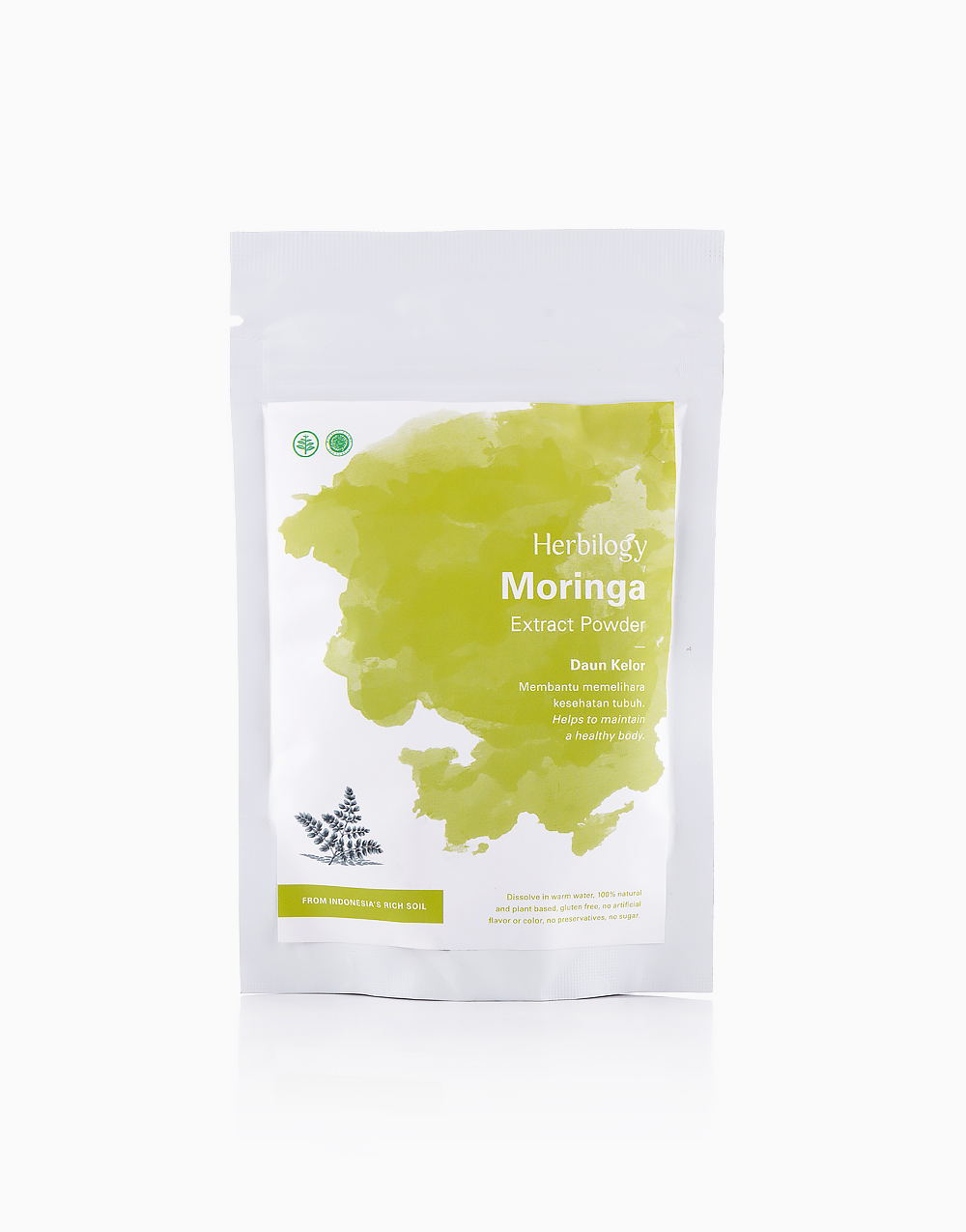 Moringa Extract Powder (100g) by Herbilogy