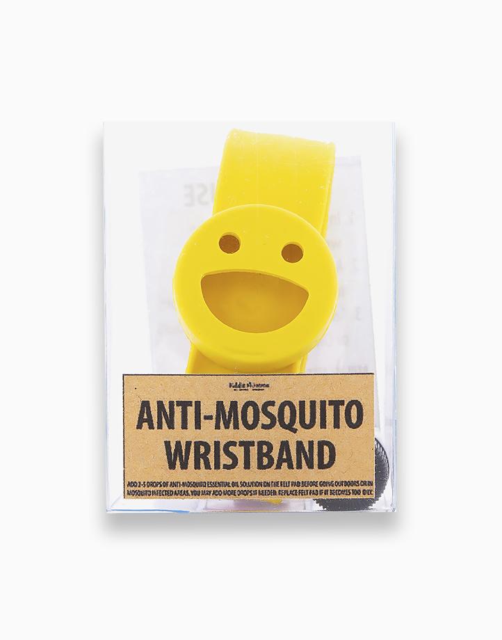 Anti-Mosquito Wristband by Kiddie Momma | Yellow