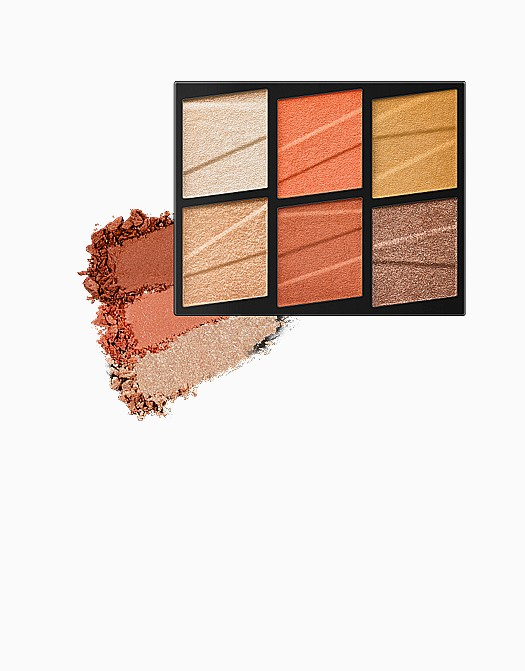 Tone Dimensional Palette by Kate Tokyo | EX-3 Coral Beige