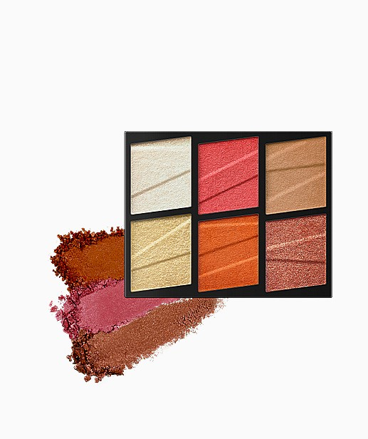 Tone Dimensional Palette by Kate Tokyo | EX-1 Red Brown