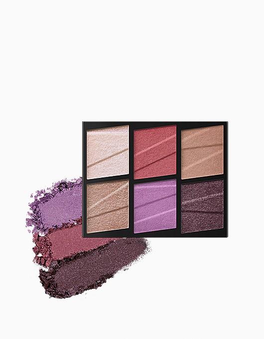 Tone Dimensional Palette by Kate Tokyo | EX-2 Purple Brown