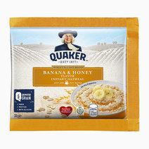Quaker banana   honey 33g copy
