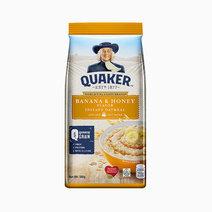 Quaker banana   honey 500g