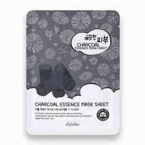 Esfolio pure skin charcoal essence mask sheet