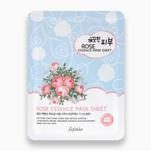 Pure Skin Rose Essence Mask by Esfolio