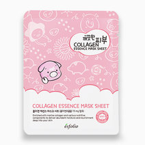 Esfolio pure skin collagen essence mask sheet