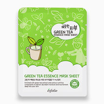 Esfolio pure skin green tea essence mask sheet