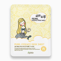 Esfolio pure skin pearl essence mask sheet