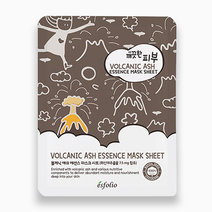 Esfolio pure skin volcanic ash essence mask sheet