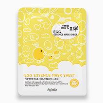 Egg Essence Mask Sheet by Esfolio