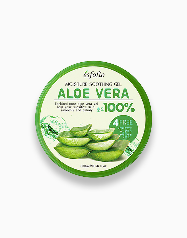 Aloe Vera Moisture Soothing Gel by Esfolio