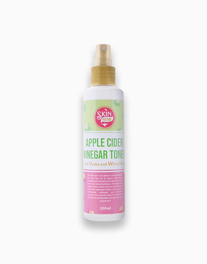 Apple Cider Vinegar Toner with Vodka and Witch Hazel by Skin Genie