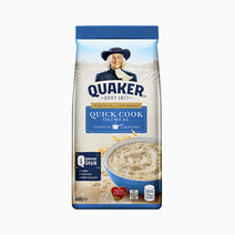 Quaker quick cook 400g copy