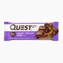 Caramel Chocolate Chunk Quest Bar (60g) by Quest