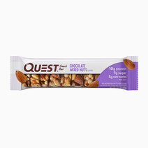Quest choco mixed nut snack bar