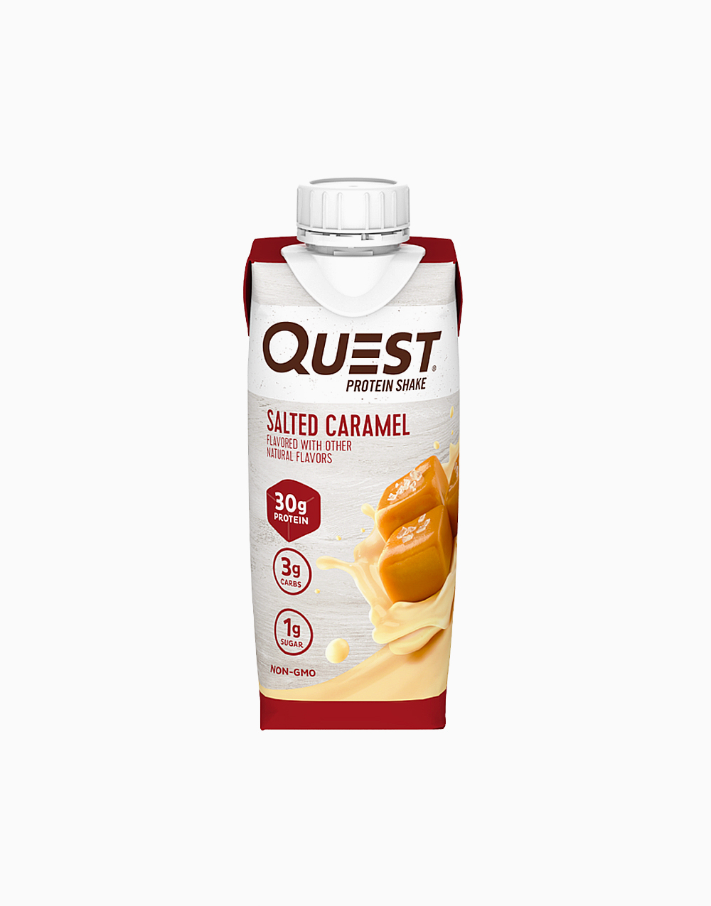 Salted Caramel RTD by Quest