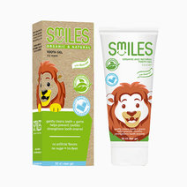 Organic Toothgel Minty Bubblegum (2- 5yrs)  by Smiles