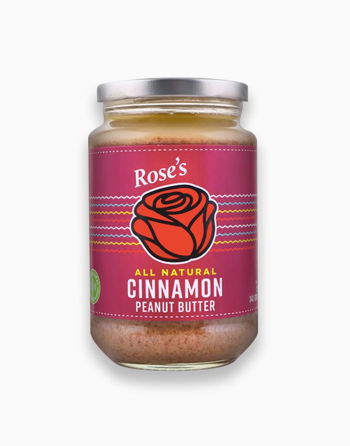 Cinnamon Peanut Butter (340g) by Rose's Kitchen