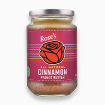1 rose's kitchen cinnamon peanut butter %28340g%29