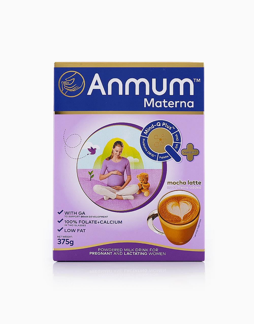 Anmum Materna Mocha Latte (375g) by Anmum