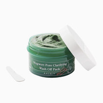 Mugwort Pore Clarifying Wash Off Pack by AXIS-Y