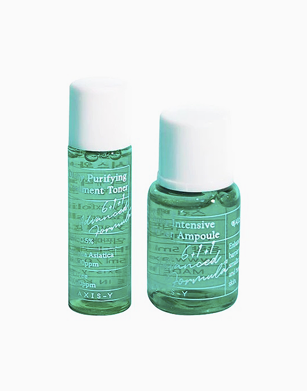 Toner and Ampoule Mini by AXIS-Y