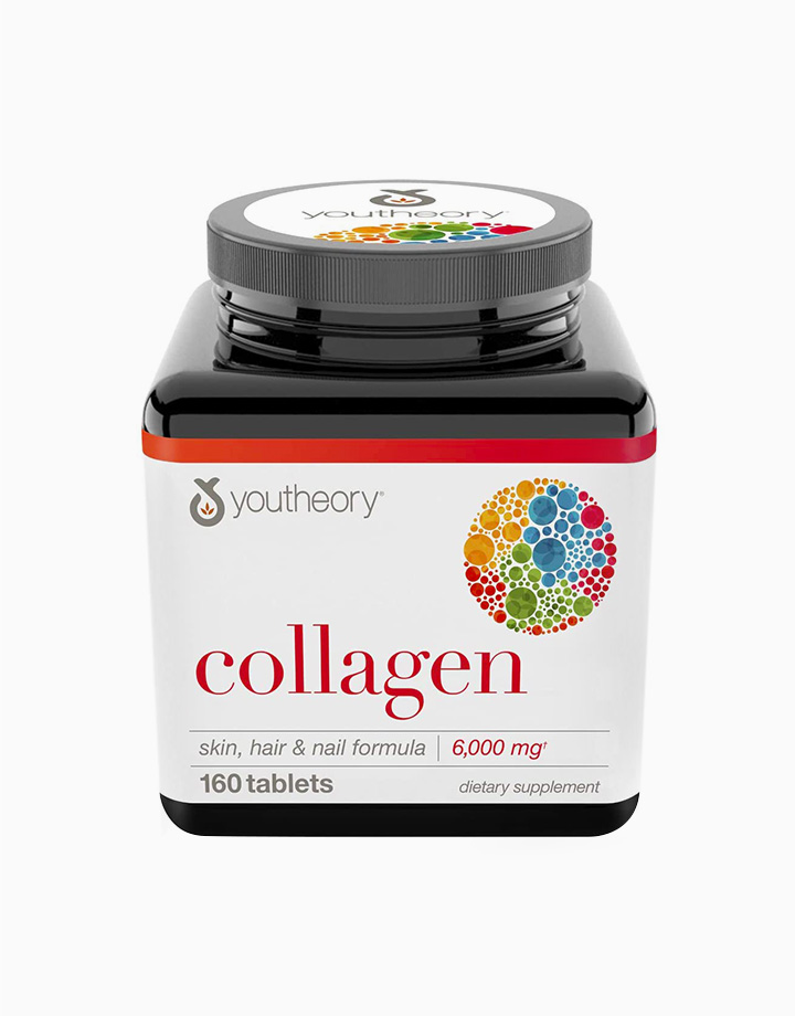 Collagen Skin, Hair & Nail Formula (160 Tablets) by Youtheory