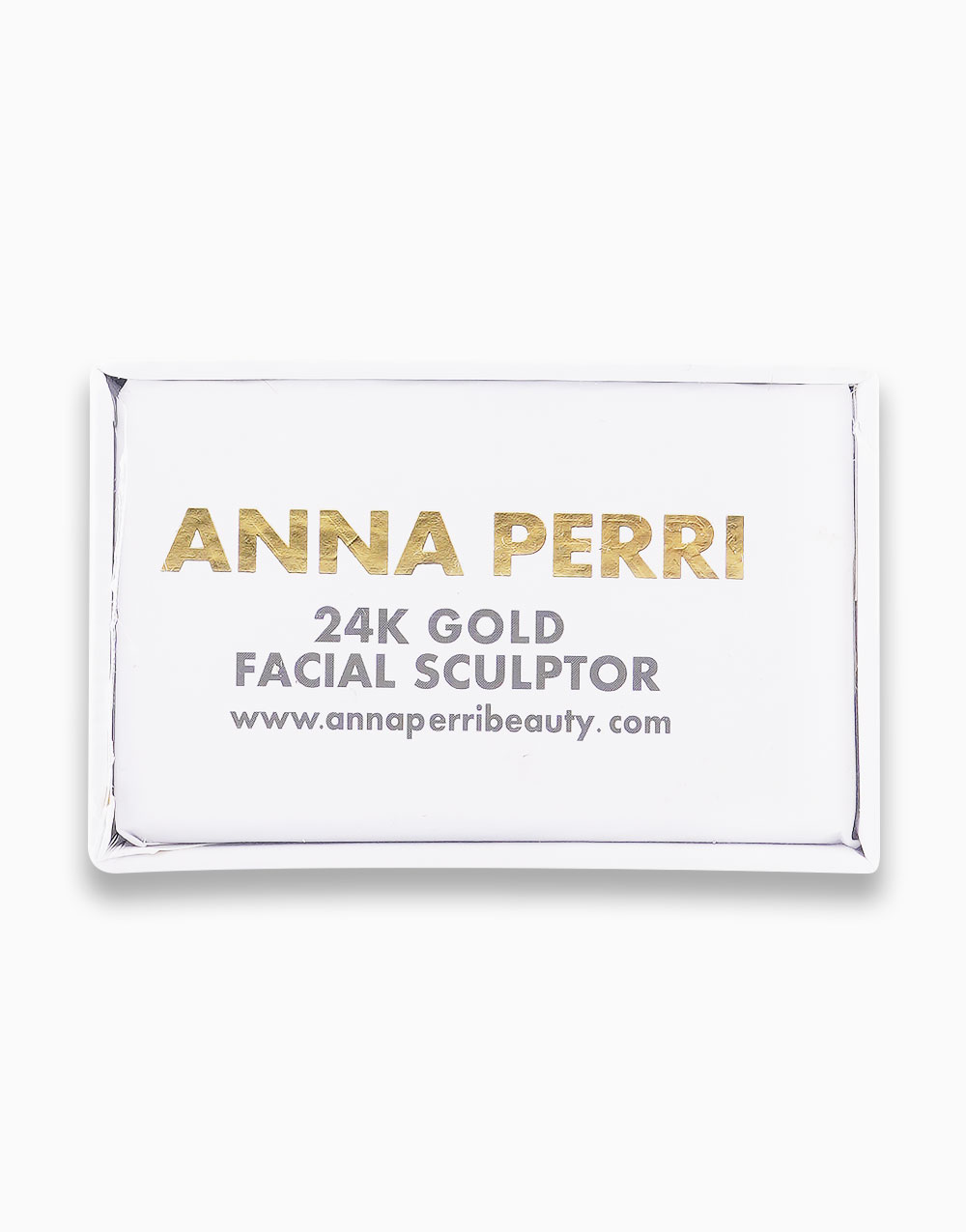 24K Gold Face Sculptor by Anna Perri Beauty