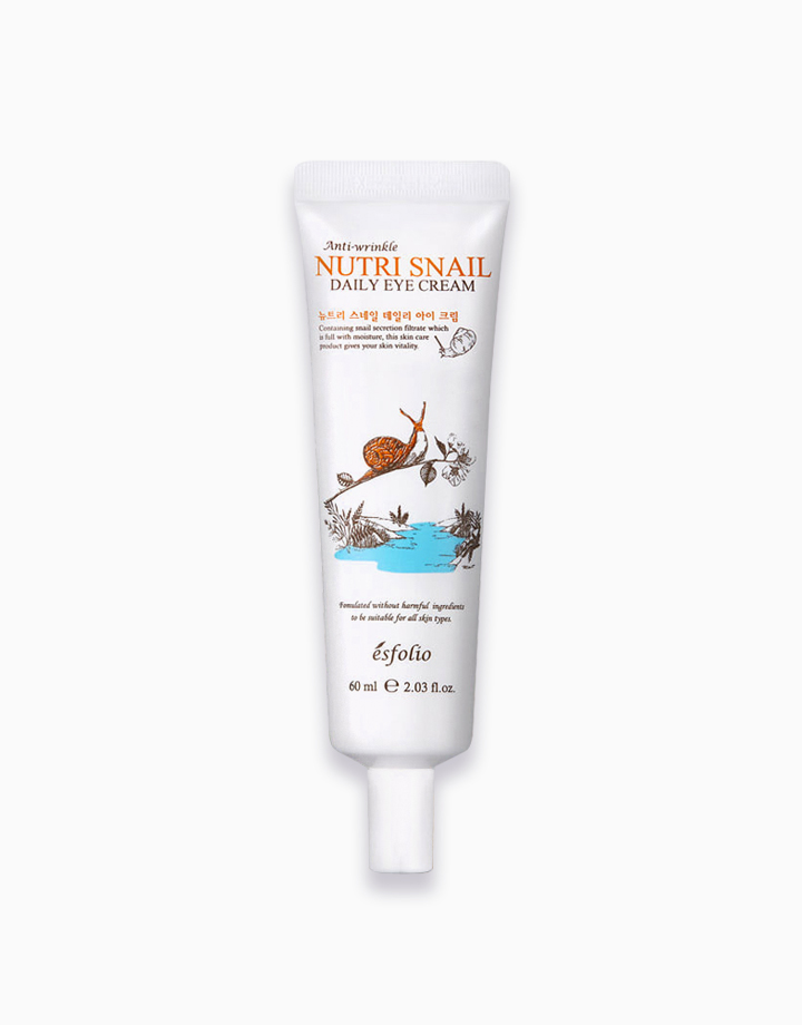 Nutri Snail Daily Eye Cream  by Esfolio