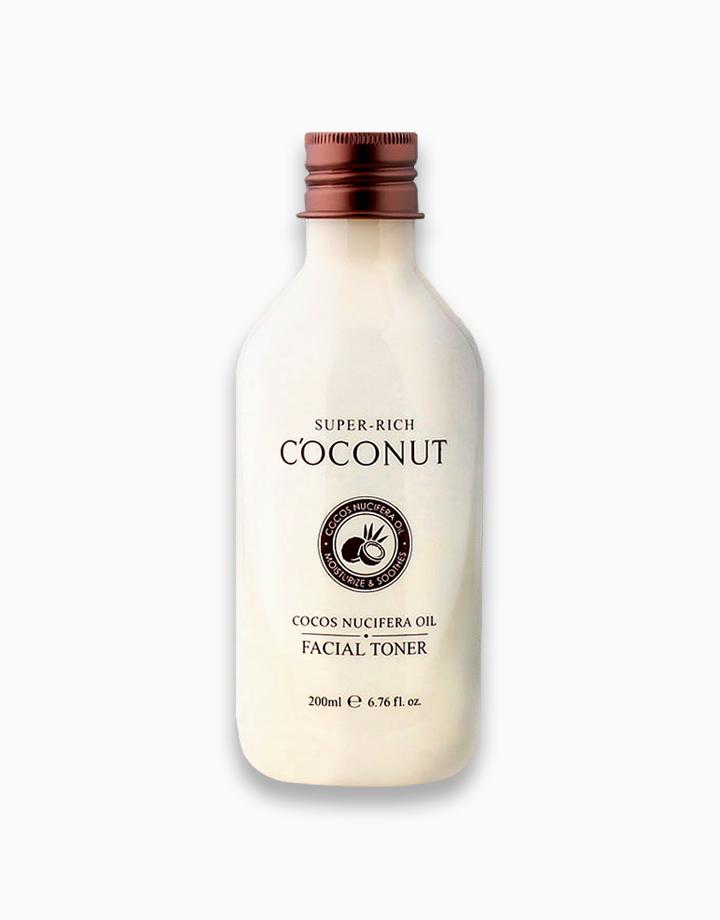 Super Rich Coconut Facial Toner by Esfolio