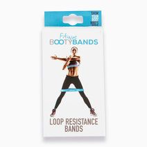 Booty Band Loop Resistance Bands by Fitique Nutrition