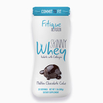 Skinny Whey w Collagen (Molten Choco Cake) by Fitique Nutrition