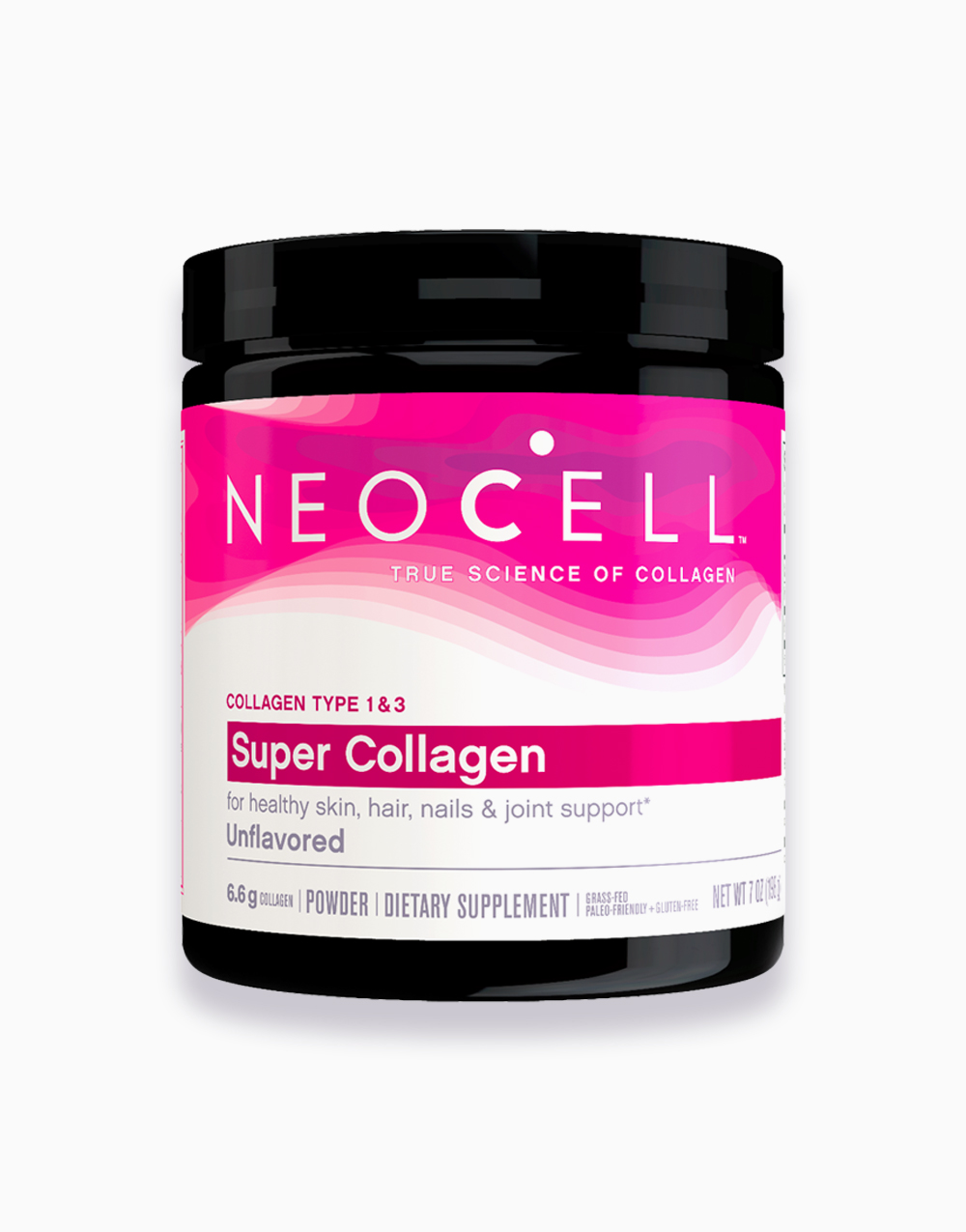 Super Collagen Powder: Type 1 & 3 (7oz) by Neocell