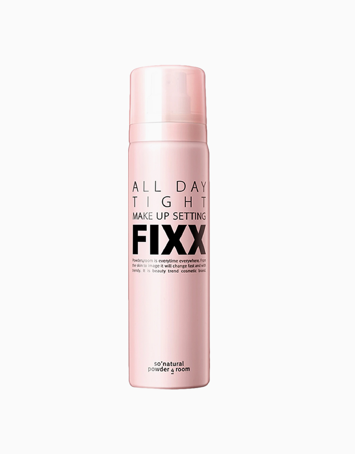 All Day Tight Makeup Setting Fixer Spray by So Natural