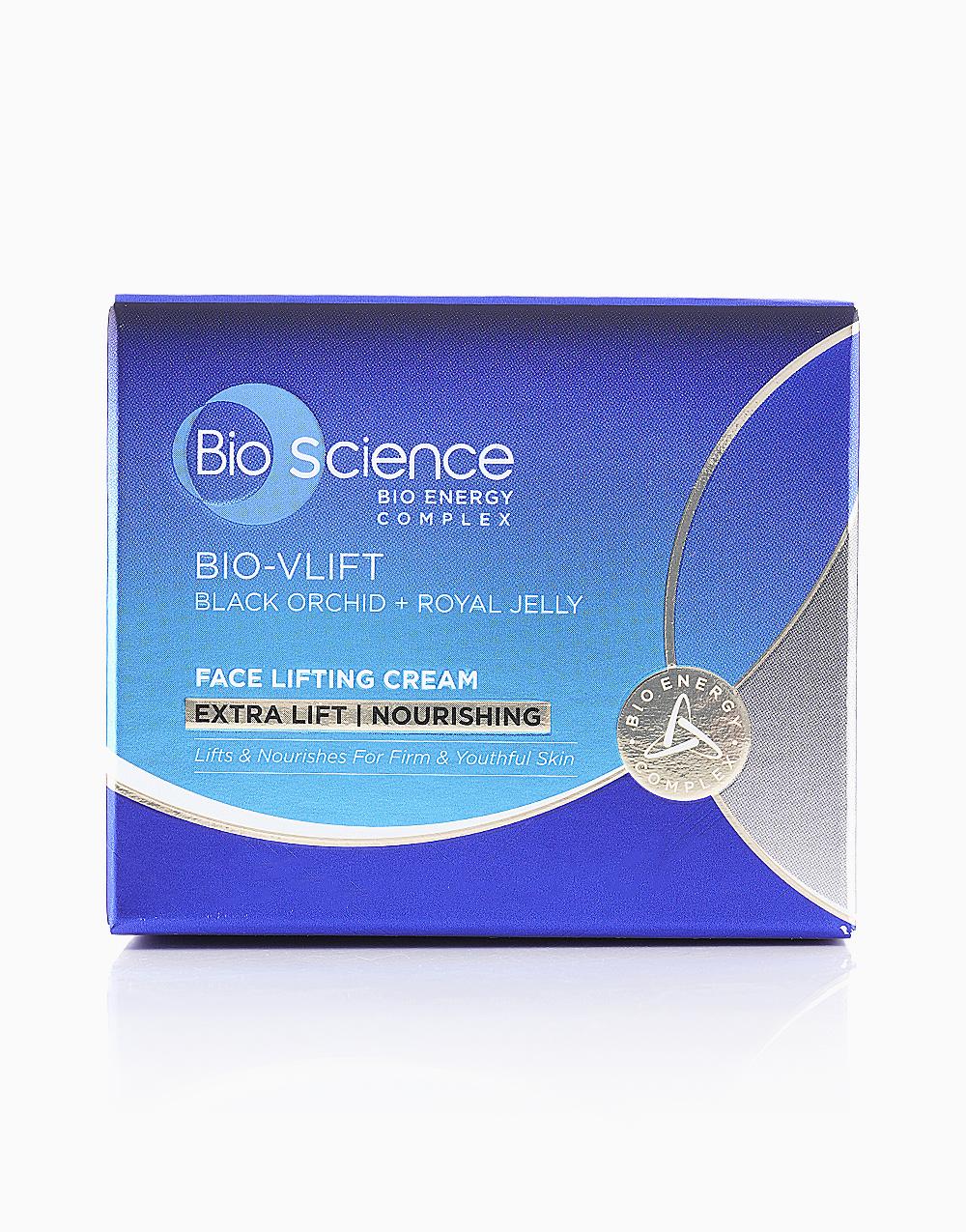 Bio-Vlift Face Lifting Cream Extra Lift Nourishing (45g) by Bio Science