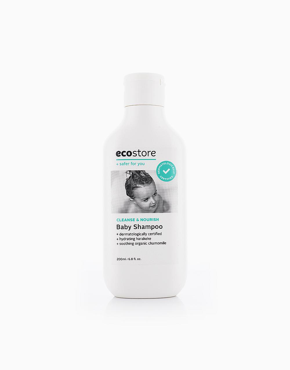 Baby Shampoo (200ml) by Ecostore
