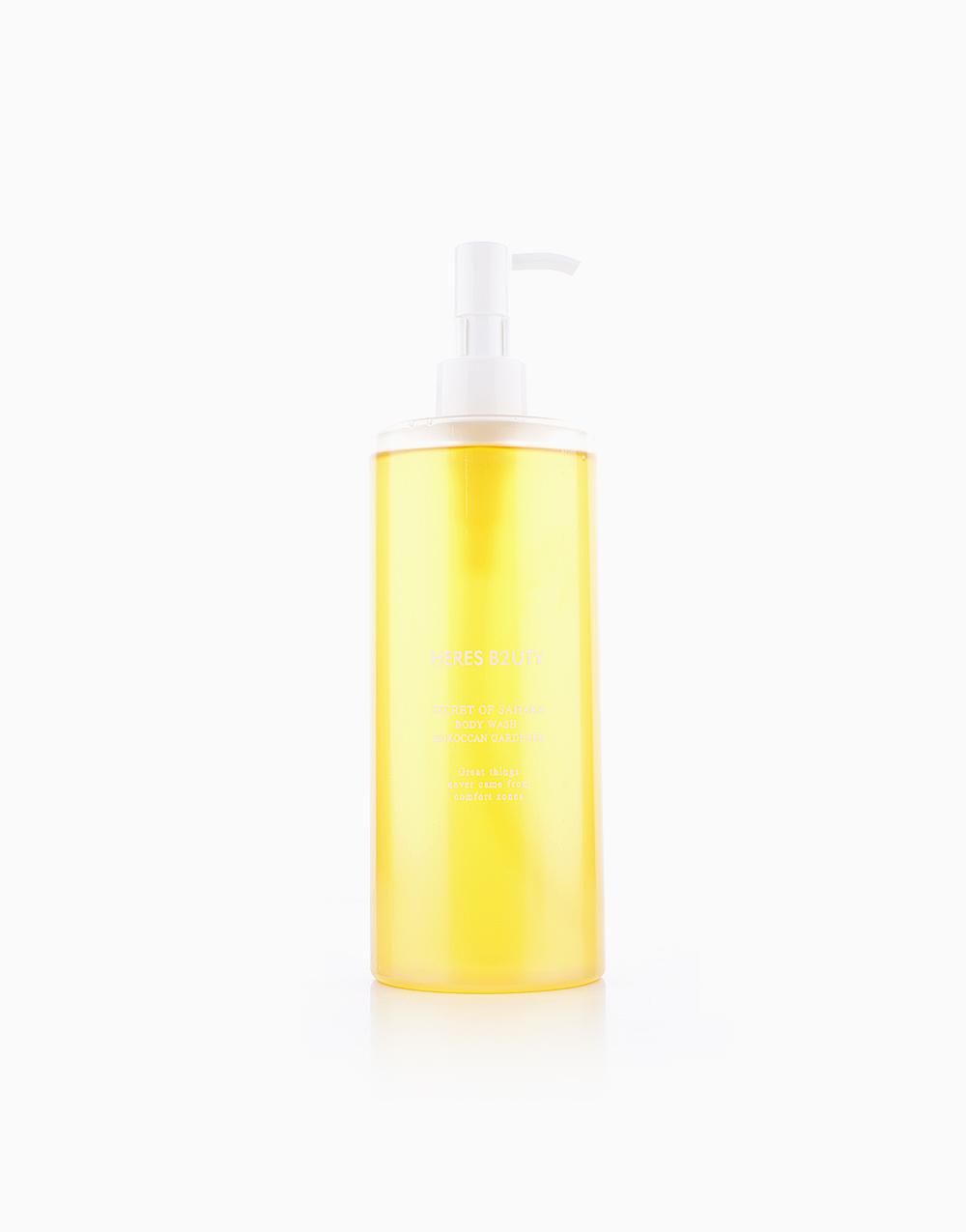 Fragrant Body Wash in Seychelles by Here's B2uty