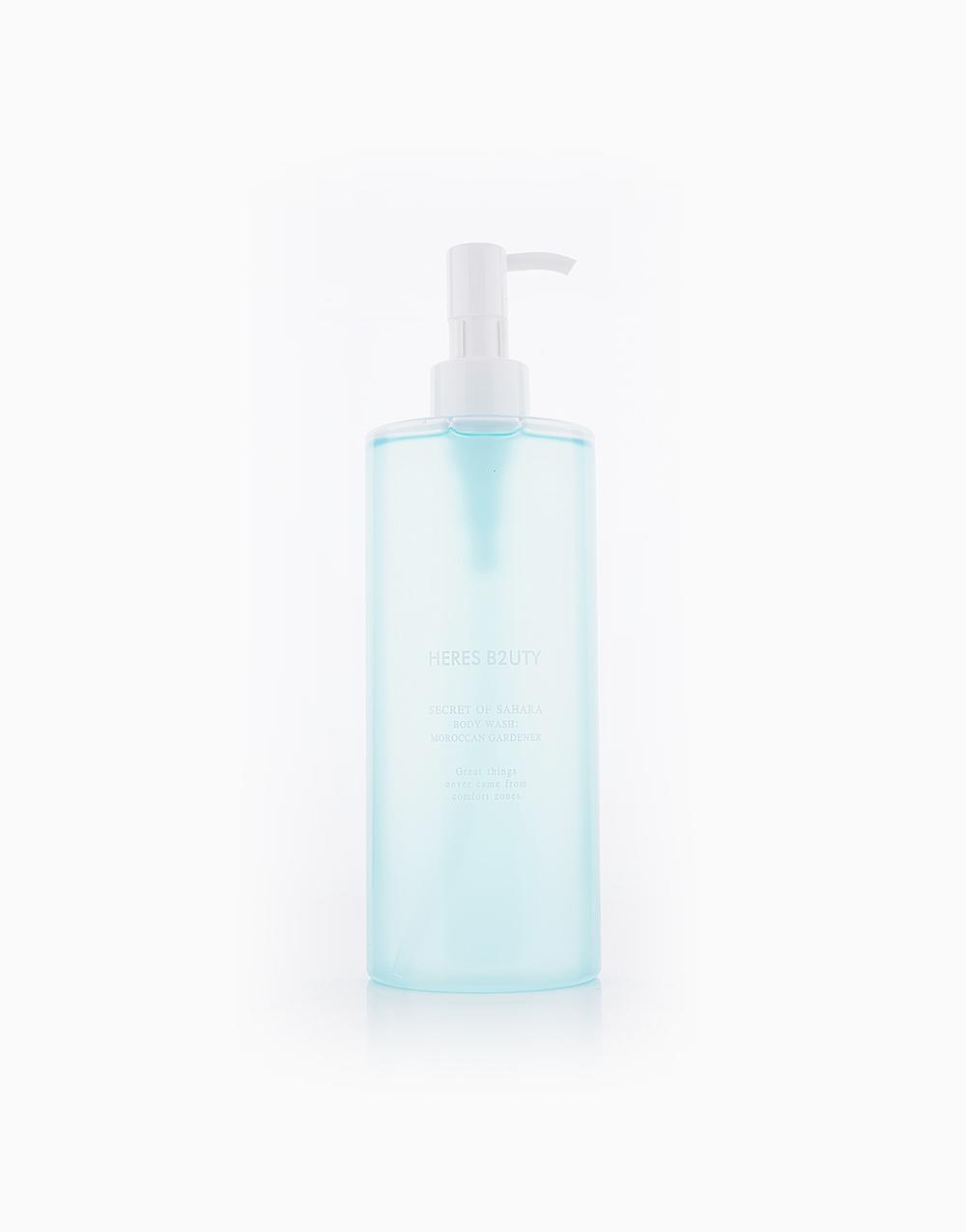 Fragrant Body Wash in Maldives by Here's B2uty